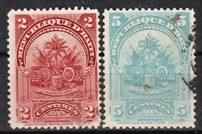 Haiti 1898