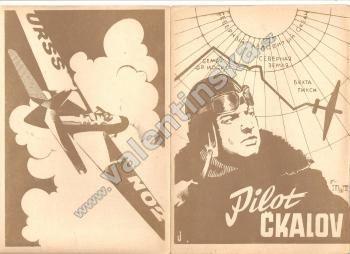 Pilot Čkalov