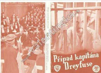 Případ kapitána Dreyfuse