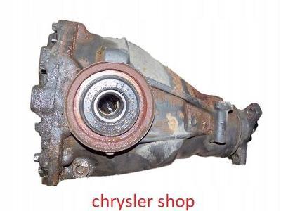 Chrysler Crossfire 03-07, zadní diferenciál MOPAR
