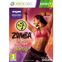 XBOX 360 Zumba Fitness