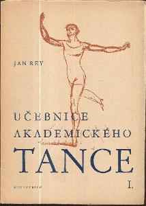 Učebnice akademického tance I.