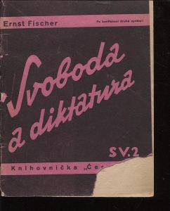 Svoboda a diktatura (Knihovnička Červánků)