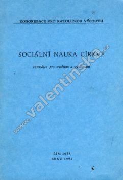 Sociální nauka církve