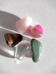 MIX 5 tromlovaných kamenů za 29 Kč! - Velikost L