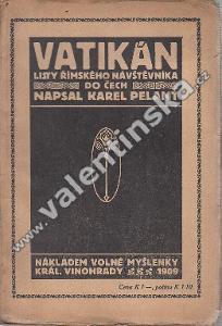 Vatikán: Listy římského návštěvníka do Čech