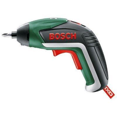 aku šroubovák Bosch IXO Medium Set + úhlový nástavec + sada bitů, nový