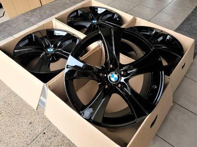 ALU 18 BMW BLACK X5 F15 E70 E53 X3 E83 X6 E71 5X120 TK154