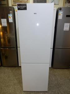 No Frost kombinovaná chladnička AEG Mastery RCB632E4MW A++, nová