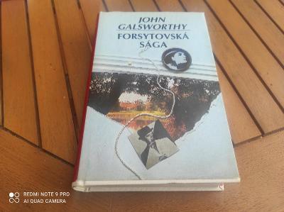 Forsytovská sága / John Galsworthy