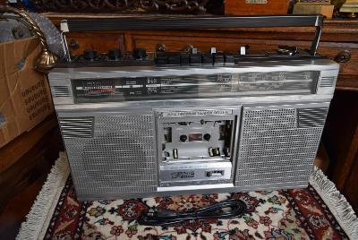 RADIOMAGNETOFON SHARP GF-6060H