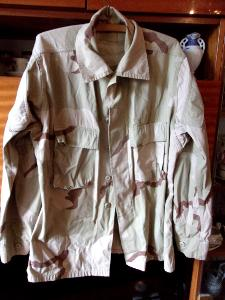 NATO letní bluza pouštní,nošená