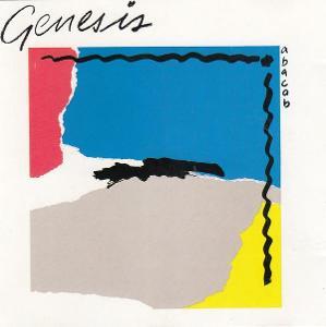 CD Genesis - Abacab