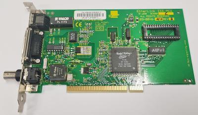 Síťová karta EtherLink III 3C590 C / 03-0046-0/0 REV B