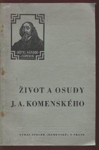 Život a osudy J. A. Komenského
