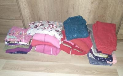 Balík oblečení vel.104-122