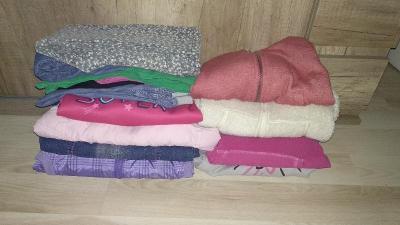 Balík oblečení vel.104-116
