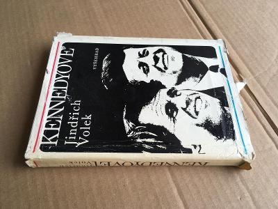 Kennedyové / Jindřich Volek / Vyšehrad 1970