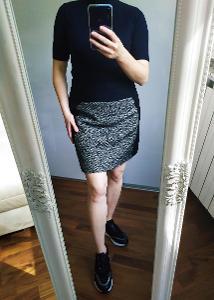 Vlněná sukně Max Mara Max&Co Top stav vel 40/ L