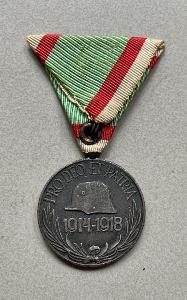 VYZNAMENÁNÍ-MAĎARSKO-I.VÁLKA-1914-18