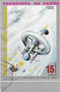 Guinea de Ecuatorial - na doplnění - kosmos
