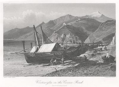 Ventimiglia, oceloryt, (1860)