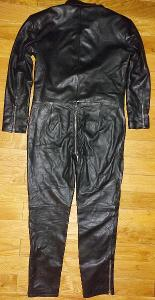 Pánský kožený catsuit XL