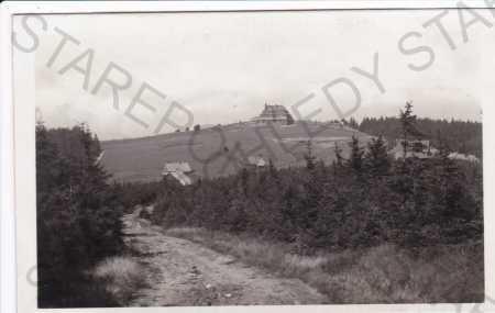 Deštné (Orlické hory), Masarykova chata na Šerlich