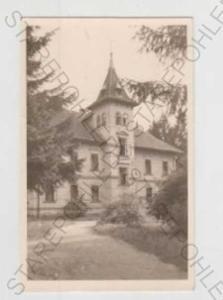Darkov (Karviná), lázně, Vila Jiřina