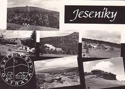 JESENÍKY - OKÉNKOVÁ - 25-UY98