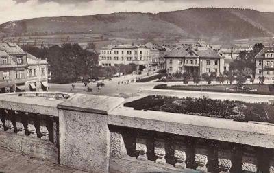 ŽILINA - STALINOVO NÁMĚSTÍ - 18-XY16