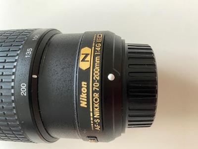 Objektiv Nikon AF-S NIKKOR 70-200mm 1:4G