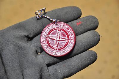 Odznak Nové Město na Moravě - kolébka LYŽAŘŮ