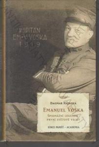 Emanuel Voska Dagmar Hájková Academia 2014