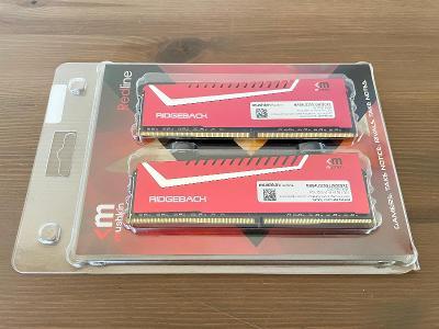 Pamět RAM Mushkin 64GB (2x32GB) Redline DDR4 PC4-3200 3200 MHz