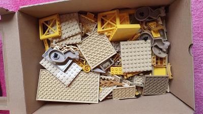 LEGO díly žluté - 0,5 kg