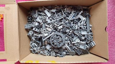 LEGO díly šedé - 1 kg