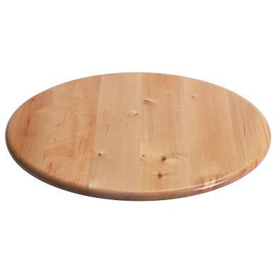 SNUDDA Otočný podnos, masívní dřevo39 cm IKEA
