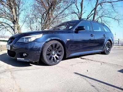 BMW 535d M-Paket - Logic7 - Panorama - Ssportsize - nová STK