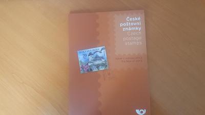 České poštovní známky Výběr z ročníku 2013