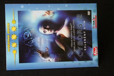 DVD - Cyborg 2 - Skleněný stín   (o4)