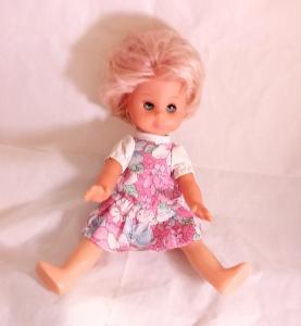 Mrkací panenka