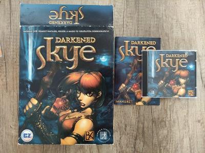 PC hra - Darkened Skye - CZ Big box