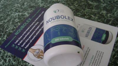 Noubolex - kloubní výživa + vitamíny, roční balení, přírodní produkt