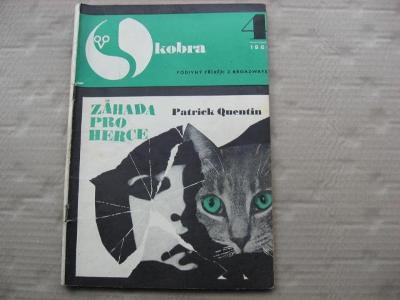 Časopis  Kobra