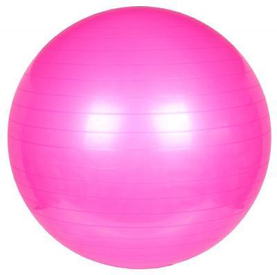 Merco Yoga Ball gymnastický míč 65 cm - šedá