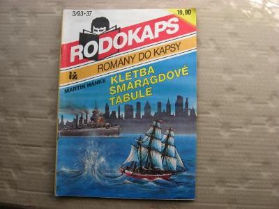 Časopis  Rodokaps