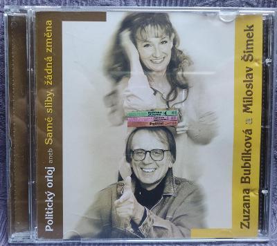 CD -  Zuzana Bubílková a Miloslav Šimek (2001), CD V PĚKNÉM STAVU