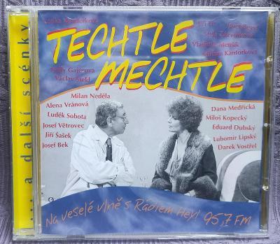 CD - Techtle Mechtle  (2003), CD V PĚKNÉM STAVU
