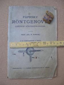 PAPRSKY RÖNTGENOVY 1924